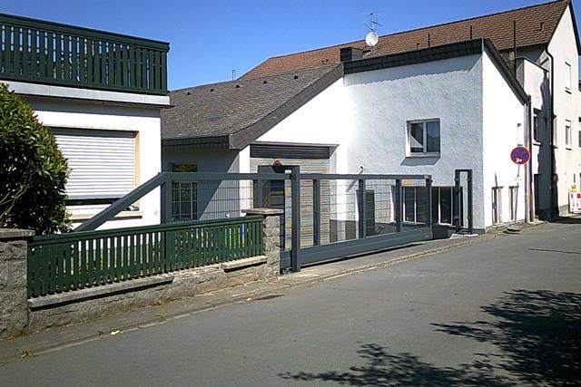Industrietor in Rimbach